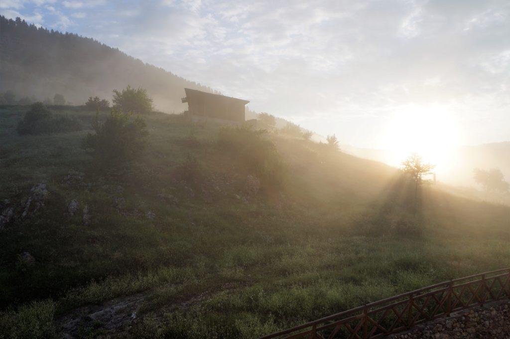 Сутрешни мъгли, панорамни гледки и... манатарки