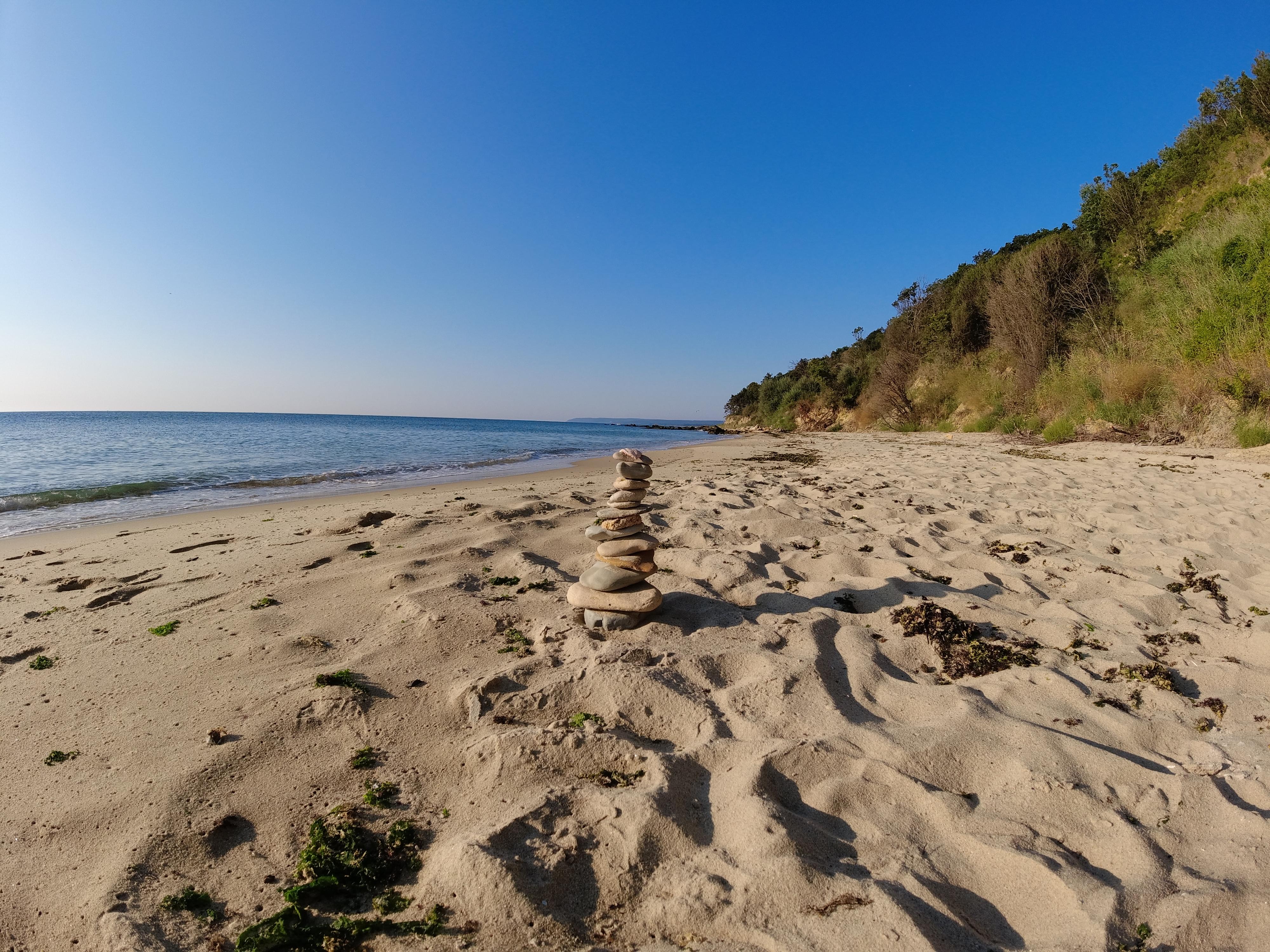 Райският плаж Папаз кулак